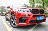 新款宝马X6改装X6M大包围X6M排气完工,欧卡改装网,汽车改装