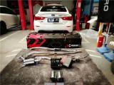 激发肾上腺素!英菲尼迪改装xcentric中尾段阀门排气,欧卡改装网,汽车改装