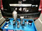 会呼吸的排气!凯迪拉克SRX改装龙卷风排气,欧卡改装网,汽车改装