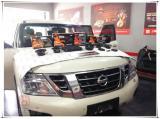 西安上尚专业音响改装日产途乐原位无损升级意大利赫兹系列音响,欧卡改装网,汽车改装