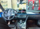宝马328汽车音响升级劲浪100KRS,欧卡改装网,汽车改装