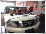 西安上尚专业音响改装尼桑途乐全车隔音降噪升级山水隔音,欧卡改装网,汽车改装