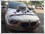 陕西西安上尚音响改装宝马5系无损升级德国RS音符音响,欧卡改装网,汽车改装