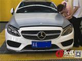 石家庄改色贴膜3M奔驰C coupe,欧卡改装网,汽车改装