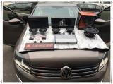 大众迈腾无损改装意大利PHD音响 西安上尚专业音响改装 隔音降噪升级,欧卡改装网,汽车改装