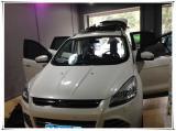 福特翼虎全车隔音降噪改装山水隔音-西安上尚汽车音响改装,欧卡改装网,汽车改装