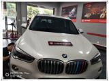 宝马X1四轮隔音降噪改装3M-西安上尚汽车音响改装公司,欧卡改装网,汽车改装