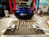 英菲尼迪Q60改装阀门排气中尾段,欧卡改装网,汽车改装