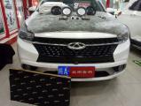 瑞虎7音响升级德国oiio欧艾X516两分频,欧卡改装网,汽车改装