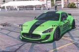 玛莎拉蒂GT GTS 改装LB宽体大包围,欧卡改装网,汽车改装