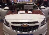 科鲁兹音响升级德国oiio欧艾X1两分频-上海来福,欧卡改装网,汽车改装