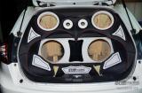 武汉汽车音响倒模  A柱和尾箱倒模工艺,欧卡改装网,汽车改装