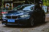 宝马1系三厢车改装大包围 BMW125i 118i120i升级M2前后杠排气尾翼,欧卡改装网,汽车改装