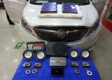 别克GL8音响改装升级德国oiio欧艾高保真汽车音响,欧卡改装网,汽车改装