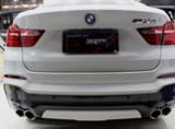 SETRS推出宝马X4中尾段排气,欧卡改装网,汽车改装