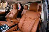 路虎发现5升级棕色真皮内饰,豪华与细腻。,欧卡改装网,汽车改装
