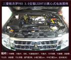 帕杰罗V93提升动力加装键程离心式电动涡轮增压器LX3971S,欧卡改装网,汽车改装