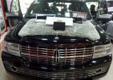 林肯汽车音响改装升级德国欧艾高保真汽车音响,欧卡改装网,汽车改装