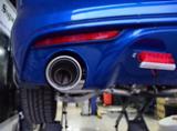 福特野马改SETRS中尾段排气,欧卡改装网,汽车改装
