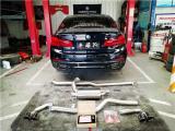 收放自如!宝马新5系G38.B48改装HSR中尾段阀门排气(视频),欧卡改装网,汽车改装