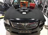 丰田凯美瑞音响升级,欧卡改装网,汽车改装