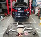 宝马HSR排气改装,欧卡改装网,汽车改装