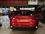 马自达CX-4汽车音响隔音入门级改装,欧卡改装网,汽车改装