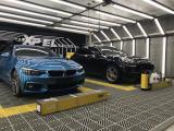 宝马430装贴XPEL隐形车衣,欧卡改装网,汽车改装