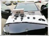 汽车音乐这样升级绝对够味!奔驰E300无损改装德国RS能量音响,欧卡改装网,汽车改装