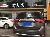 细致而动听 重庆三菱欧蓝德汽车音响改装德国零点GZRC165AL两分频,欧卡改装网,汽车改装