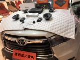 新款丰田汉兰达音响改装喇叭、低音、DSP,一气呵成就是这么简单!,欧卡改装网,汽车改装