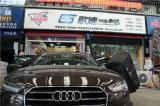 奥迪A6汽车音响改装案例分享,欧卡改装网,汽车改装
