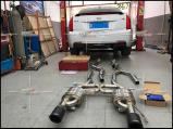 凯迪拉克ATS/ATSL 2.0T改装Makenic机械师排气管,欧卡改装网