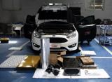 福特福克斯全车大麦隔音 无损改装 音响改装升级,欧卡改装网,汽车改装