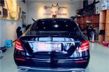 新款奔驰E300L汽车音响改装丹麦丹拿奔驰专享旗舰版,欧卡改装网,汽车改装