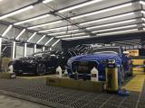 奥迪RS3装贴进口XPEL隐形车衣,欧卡改装网,汽车改装
