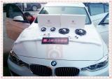 宝马3系无损升级专车专用音响,欧卡改装网,汽车改装