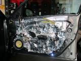 马自达睿翼二次音响改装升级劲浪165KR2,欧卡改装网,汽车改装