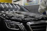 隐形车衣首选XPEL 奔驰迈巴赫S450车衣透明膜,欧卡改装网,汽车改装