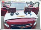 音响改装专业技术名店  雪佛兰科鲁兹无损改装诗芬尼音响,欧卡改装网,汽车改装