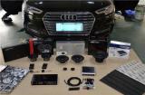 奥迪A4改装伊顿和ARC汽车音响,欧卡改装网,汽车改装