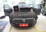 低音的魅力-大众迈腾汽车音响系统加装美国捷力(JL)低音炮,欧卡改装网,汽车改装