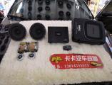 大众帕萨特霸克EX6低音PX103斯派朗魔音盒85.4比柯隔音,欧卡改装网,汽车改装