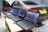 史无前例的5台调音设备共同对这台捷豹XFL的汽车音响调音,欧卡改装网,汽车改装
