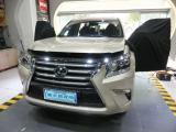 LEXUS雷克萨斯GX400汽车音响改装德国零点三分频,欧卡改装网,汽车改装