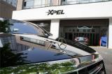 奔驰S350原厂漆面保护,贴XPEL隐形车衣,欧卡改装网,汽车改装