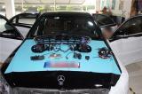 奔驰S320L加装原厂360全景,欧卡改装网,汽车改装