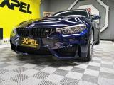 宝马M4贴XPEL隐形车衣,漆面无划痕不发黄,欧卡改装网,汽车改装