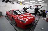 增光发亮,法拉利458贴XPEL隐形车衣,欧卡改装网,汽车改装