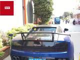 兰博基尼 盖拉多 小牛 lp550 560 570 DMC碳纤维尾翼,欧卡改装网,汽车改装